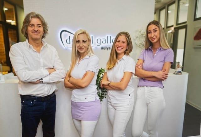 Willkommen in der dental gallery