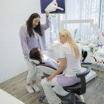 Behandlungszimmer bei dental gallery